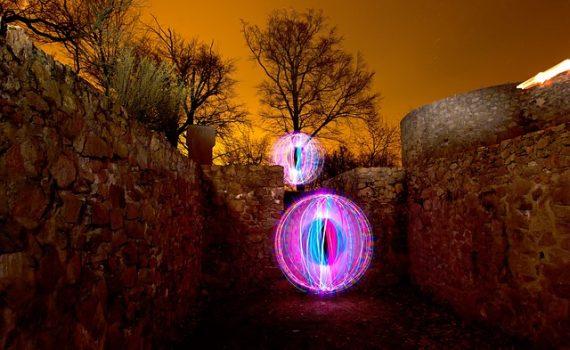 Erika´s Ausstellung-Orbs-und-Lichtwesen
